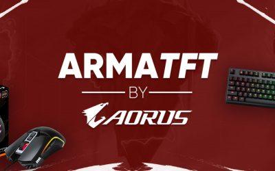 Rendez-vous le 17 Décembre pour l'ArmaTFT#20 by AORUS !