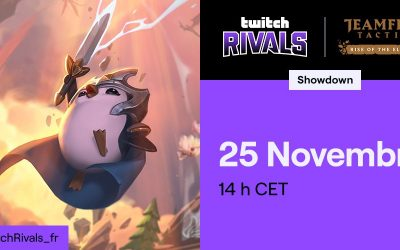 Torlk 4ème des Twitch Rivals TFT Showdown !
