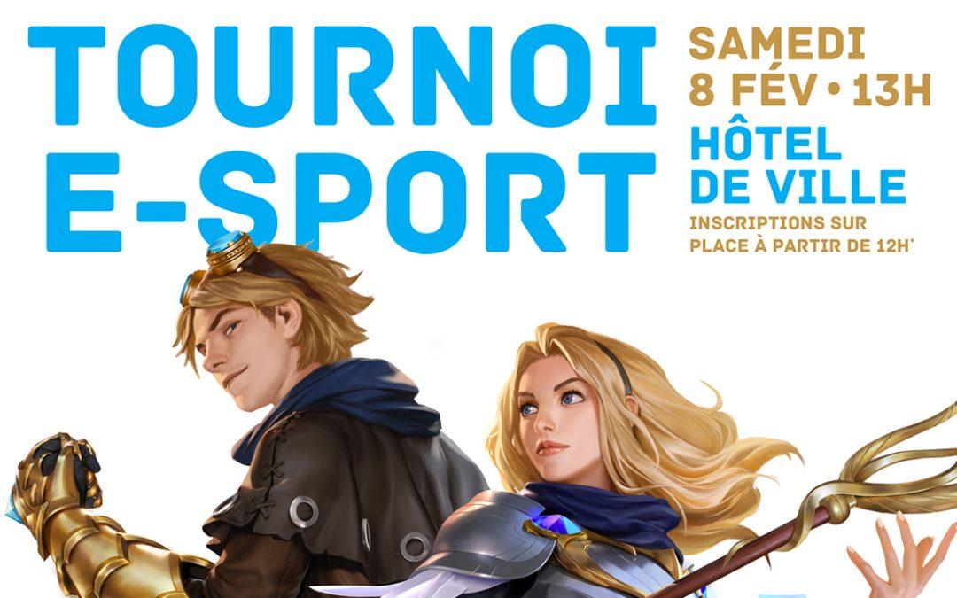 L'Arma Cup revient à Versailles le 8 Février !