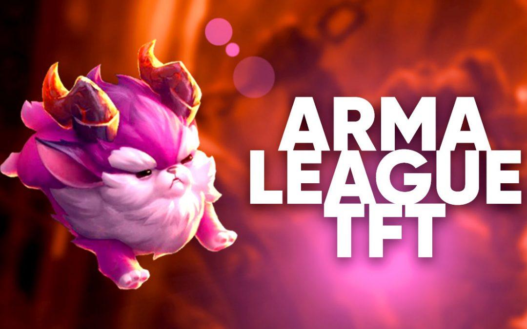 Rendez-vous le 5 Mars pour l'Arma League TFT !