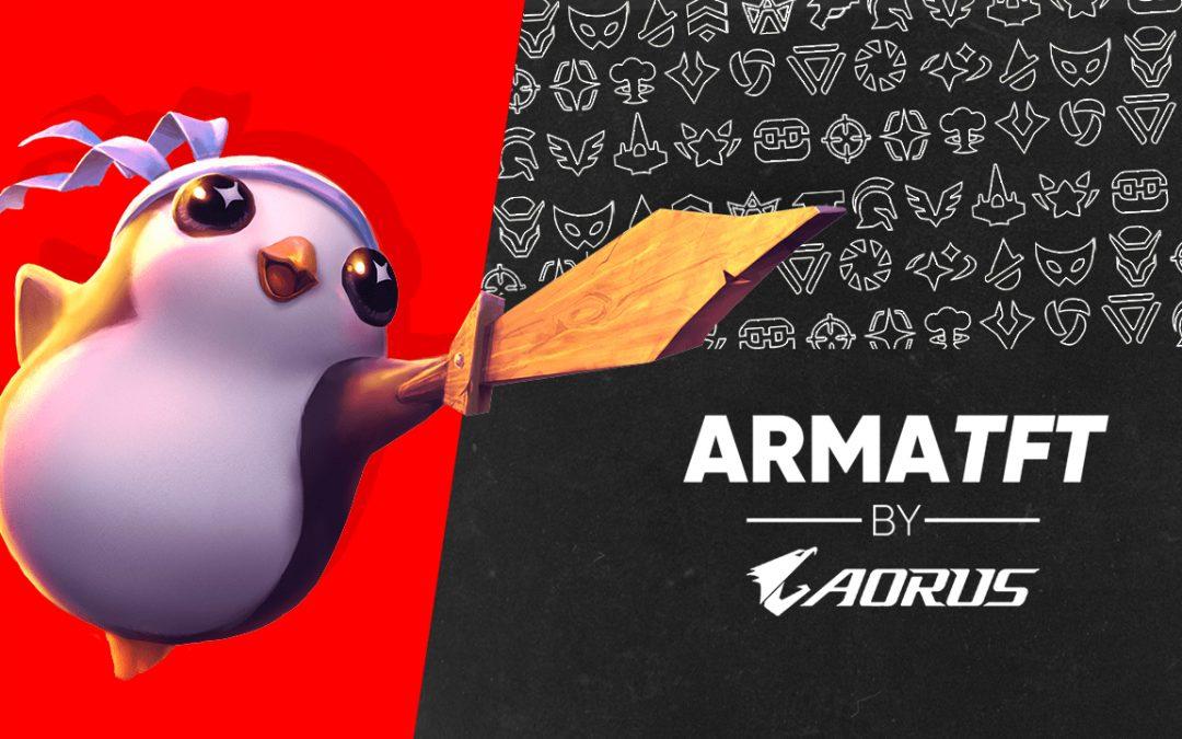 Rendez-vous le 6 Août pour l'ArmaTFT#32 by AORUS !
