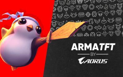 Rendez-vous le 9 Juillet pour l'ArmaTFT#29 by AORUS !