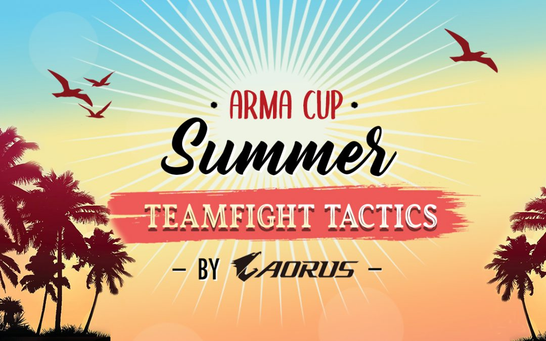 Imsofresh remporte l'Arma Cup Summer by AORUS !