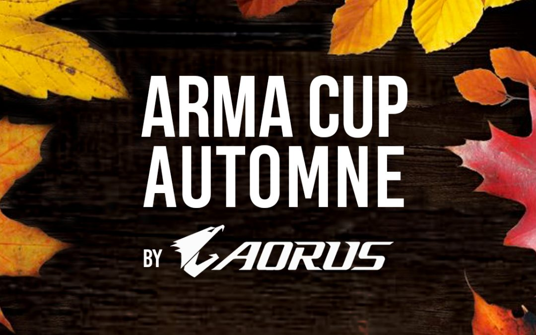 IamTLT remporte l'Arma Cup Automne by AORUS !