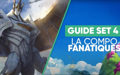 GUIDE TFT : LA COMPO FANATIQUES GALIO