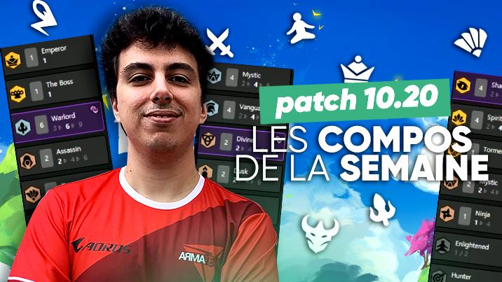TFT SET 4 : les meilleures compos du patch 10.20 !