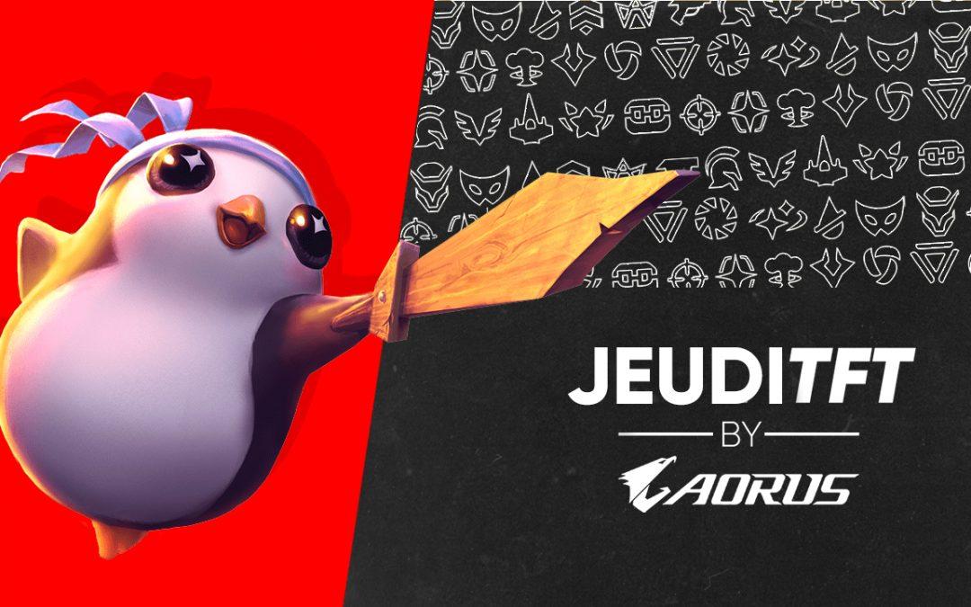 FrZ CooKS champion d'automne 2020 du JeudiTFT by AORUS !