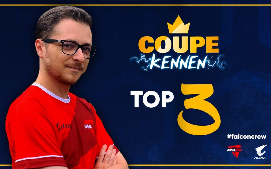Un33d, 3ème de la Coupe Kennen édition Destinées !