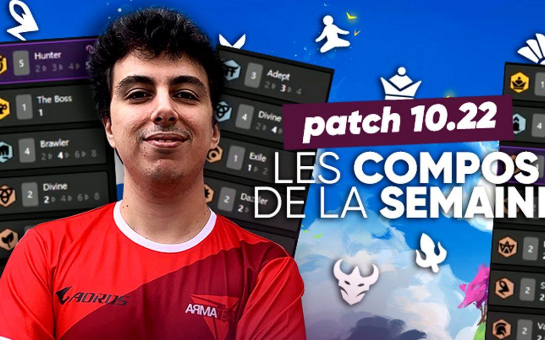 TFT SET 4 : les meilleures compos du patch 10.22 !