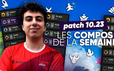 TFT SET 4 : les meilleures compos du patch 10.23 !