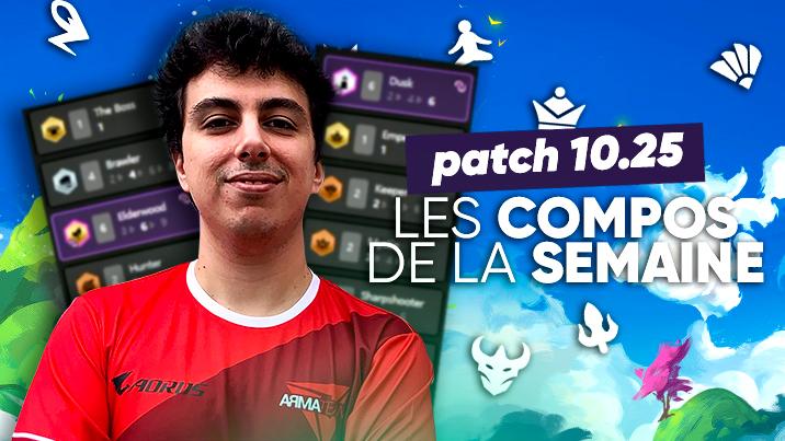 TFT SET 4 : les meilleures compos du patch 10.25 !