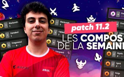 TFT SET 4.5 : les meilleures compos du patch 11.2 !