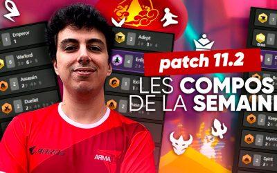 TFT SET 4.5 : les meilleures compos du patch 11.2B !
