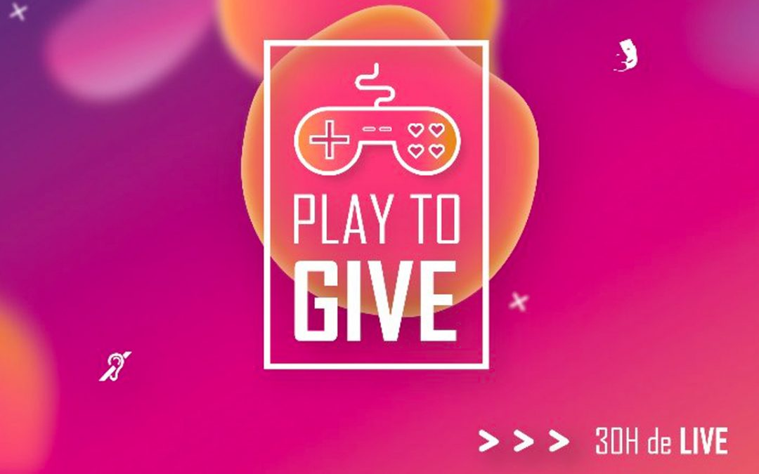 Torlk et Un33d au Play To Give !