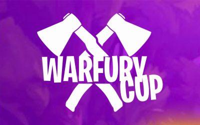 Rendez-vous le 11 Septembre pour la Warfury Cup !